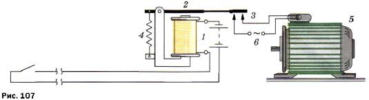 электромагнитного реле